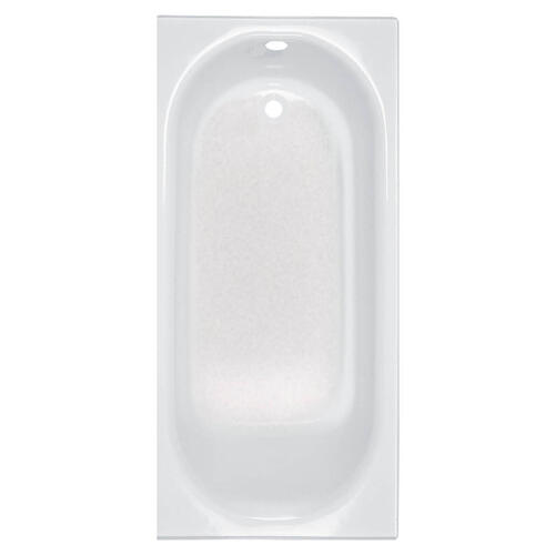 Princeton 60x30 inch Integral Apron Bathtub - Left Hand Outlet  American Standard - White