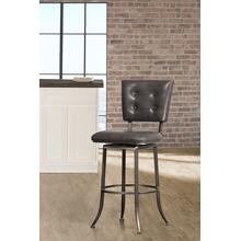 Caslan Commercial Grade Swivel Counter Height Stool