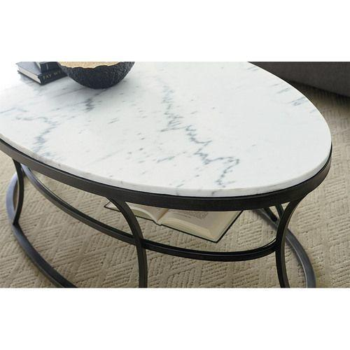 Impact Oval Cocktail Table