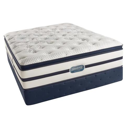 Beautyrest - Recharge - Ultra - 19 - Luxury Firm - Pillow Top - King