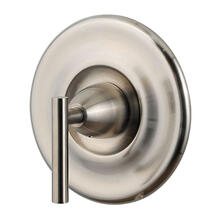 Brushed Nickel 1-Handle Tub & Shower Valve Only Trim