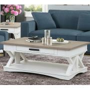 AMERICANA MODERN - COTTON Cocktail Table Product Image