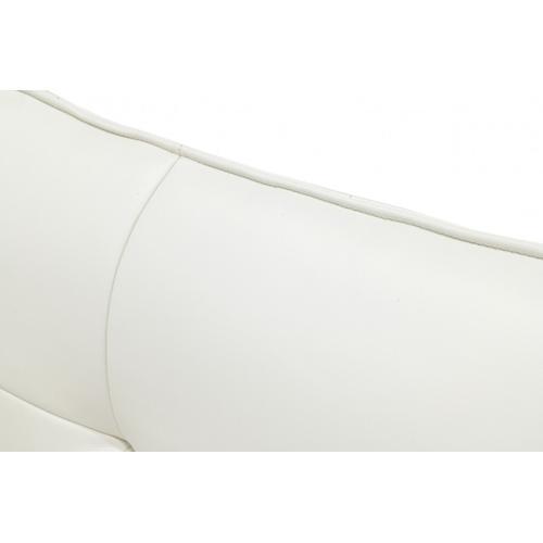 VIG Furniture - Modrest Patrick - Modern White Leather Bed