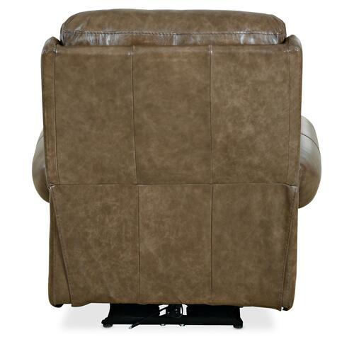 Hooker Furniture - Brooks PWR Recliner w/PWR Headrest