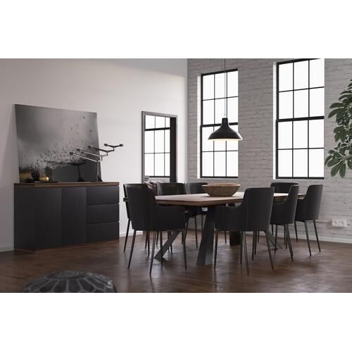 VIG Furniture - Downtown Swagger Dining Room