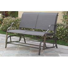 Outdoor Loveseat Glider