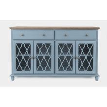 Aurora Hills 4 Door Accent Chest