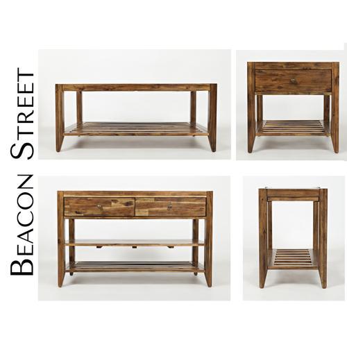 Beacon Street End Table