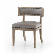 Light Grey Cover Carter Dining Chair