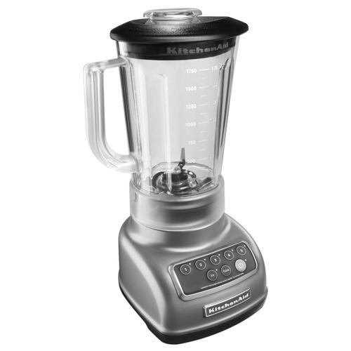 KitchenAid - 5-Speed Classic Blender Silver