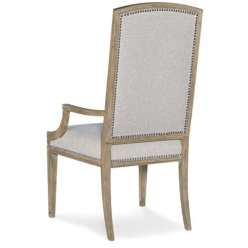 Hooker Furniture - Castella Arm Chair-2 per ctn/price ea