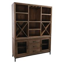 See Details - Madison Bar Cabinet
