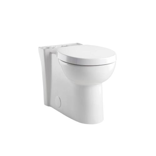 American Standard - Right height round front bowl  American Standard - White