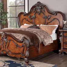 See Details - Queen-Size Rosewood Bed