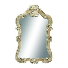 "WD WALL MIRROR 25""W, 39""H"