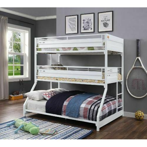 ACME Twin/Twin/Full Triple Bunk Bed - 37995