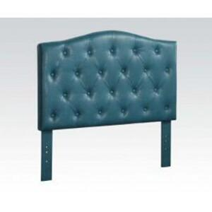 Acme Furniture Inc - Blue Queen/full Headboard @n
