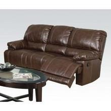 View Product - Chestnut Sofa W/motion