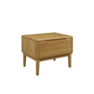 See Details - Currant Nightstand, Caramelized