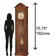 Howard Miller Ashley Grandfather Clock 610519 Product Image