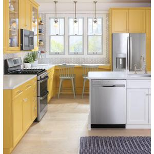 """GEGE® 30"""" Free-Standing Gas Double Oven Convection Range"""