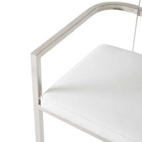 Amini - Arm Chair (acrylic Back)