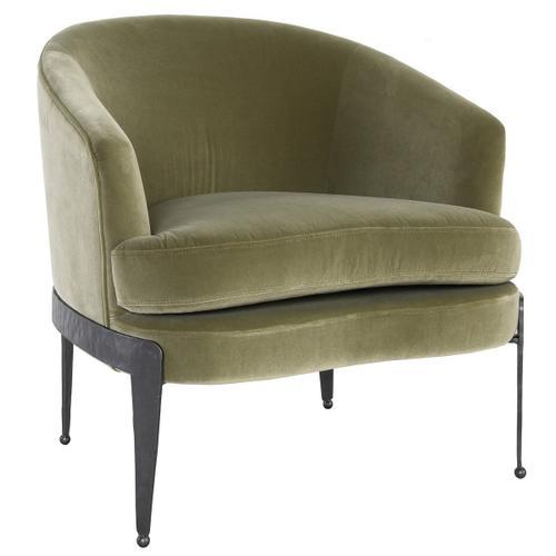Classic Home - Aurelia Accent Chair Olive