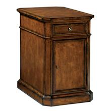 1-1106 European Legacy Storage End Table