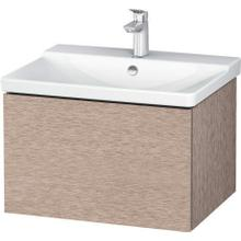 View Product - Vanity Unit Wall-mounted, Cashmere Oak