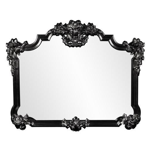 Howard Elliott - Avondale Mirror - Glossy Black