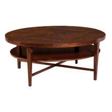 See Details - Regency Oval Cocktail Table
