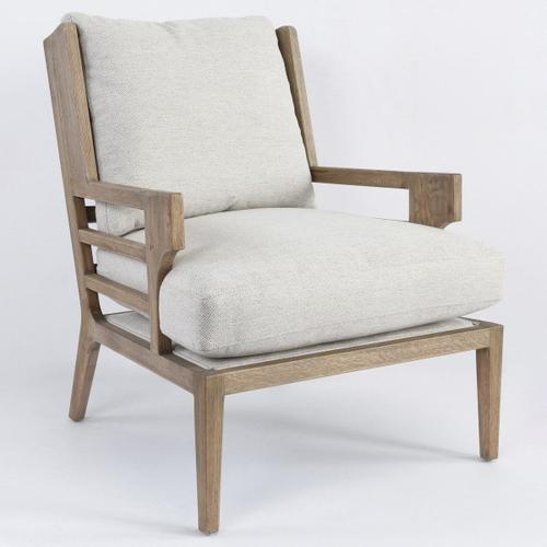 Classic Home - Rodger Accent Chair Pearl White