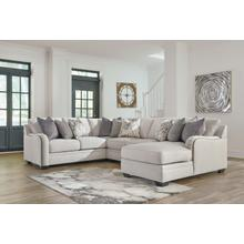 Dellara IV Sectional Right