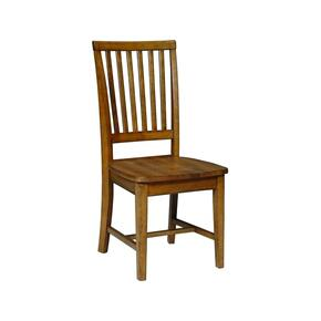 Mission Chair in Pecan