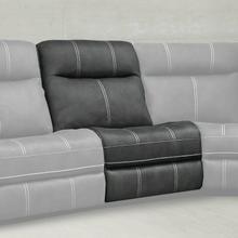 See Details - MASON - CHARCOAL Armless Chair