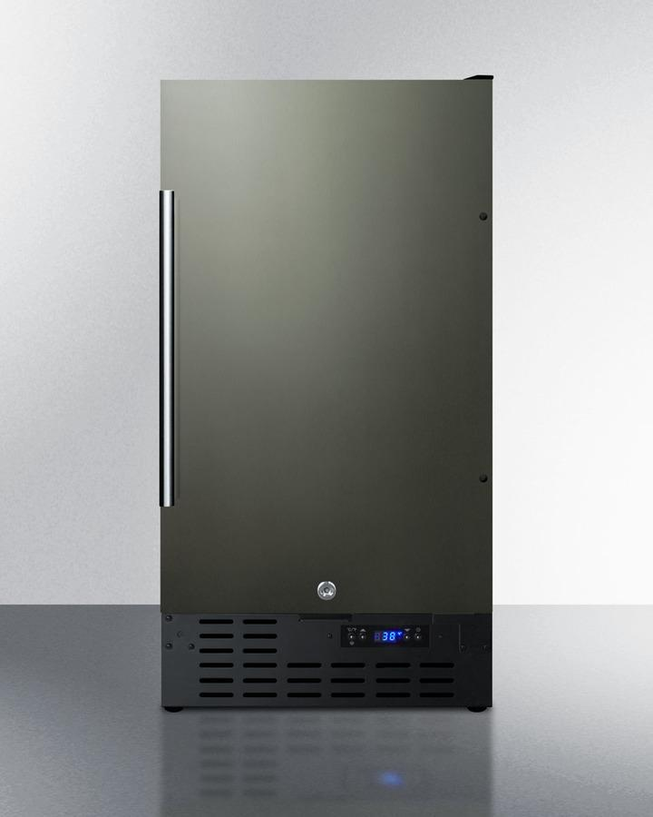 """Summit18"""" Wide Built-In All-Refrigerator"""
