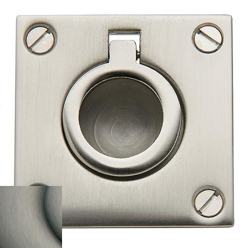 Antique Nickel Flush Ring Pull