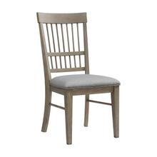 See Details - Beckett Spindle Back Chair