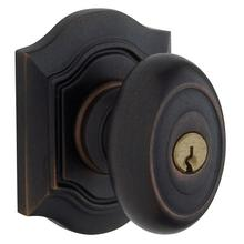 Distressed Oil-Rubbed Bronze 5237 Bethpage Knob