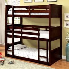 See Details - Therese Triple Twin Decker Bed