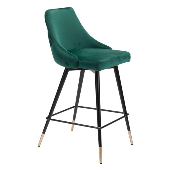 See Details - Piccolo Counter Chair Green