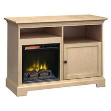 See Details - Howard Miller Fireplace Custom TV Console FP46A