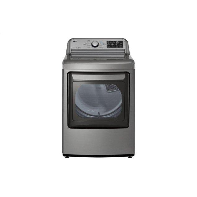 LG Appliances 7.3 cu. ft. Electric Dryer with Sensor Dry Technology