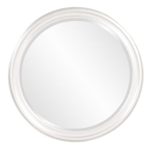 Howard Elliott - George Mirror - Glossy White