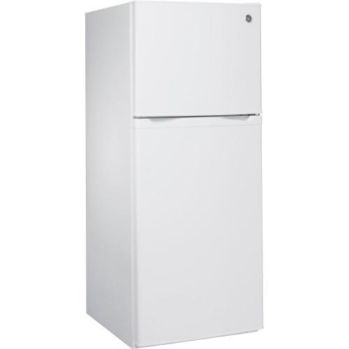 GE Appliances - GE® ENERGY STAR® 11.6 cu. ft. Top-Freezer Refrigerator