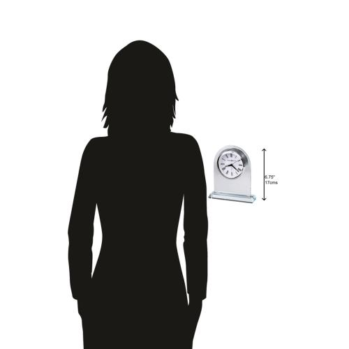 Howard Miller Vesta Alarm Clock 645825