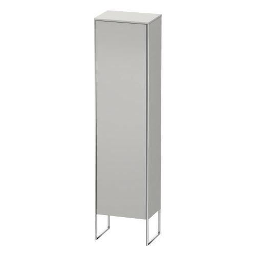 Product Image - Tall Cabinet Floorstanding, Nordic White Satin Matte (lacquer)