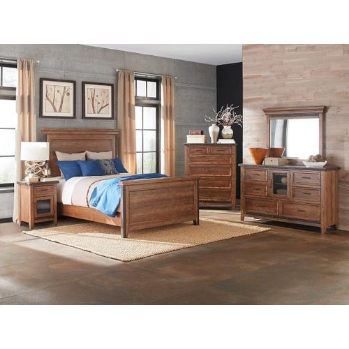 Intercon Furniture - Taos Dresser