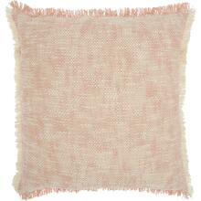 "Life Styles Sh020 Blush 20"" X 20"" Throw Pillow"