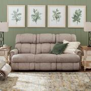 Pinnacle Power Wall Reclining Loveseat w/ Head Rest Product Image